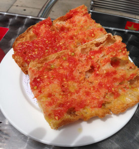 pan con tomate tocateca