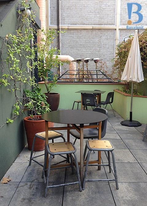 terraza federal café