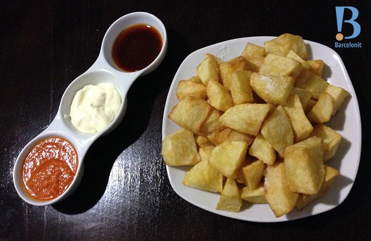 sabor mudejar patatas bravas